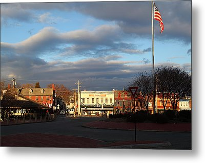 Annapolis Md - 01131 Metal Print by DC Photographer