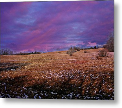 Another Day Metal Print by Barbara S Nickerson