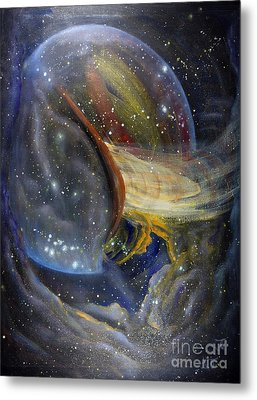 Another World2 Metal Print by Valia US