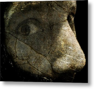 Anxiety Metal Print by Mark Miller