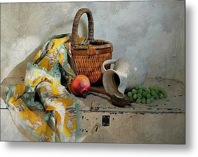 Any Day Metal Print by Diana Angstadt