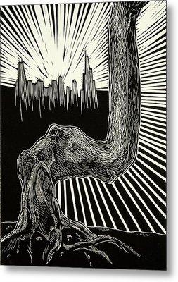 Anyway Metal Print by David Honaker