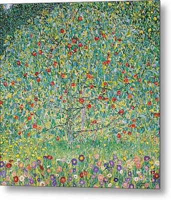 Apple Tree I Metal Print by Gustav Klimt