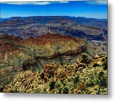 Arizona - Grand Canyon 002 Metal Print by Lance Vaughn