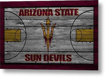 Arizona State Sun Devils Metal Print by Joe Hamilton