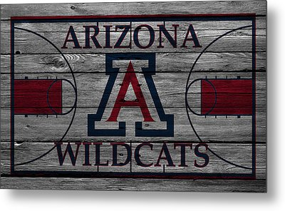 Arizona Wildcats Metal Print by Joe Hamilton
