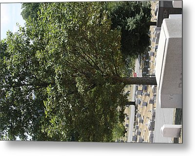 Arlington National Cemetery - 121228 Metal Print by DC Photographer