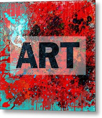 Art Metal Print by Gary Grayson