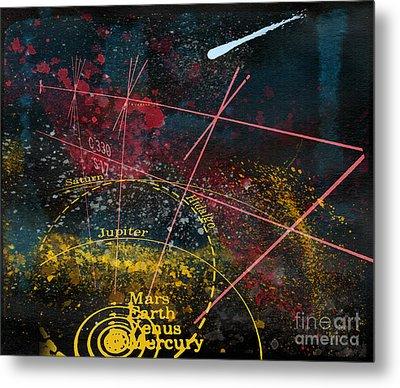 Astronomie Metal Print by R Kyllo