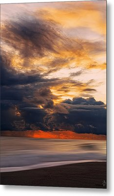 At Peace Metal Print by Lourry Legarde