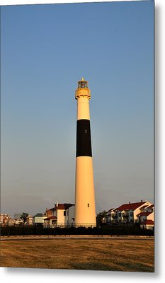 Atlantic City - Absecon Lighthouse Metal Print by Bill Cannon