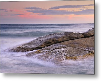 Attack The Waves Metal Print by Guido Montanes Castillo