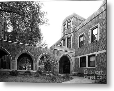 Augustana College Ascension Chapel Metal Print by University Icons