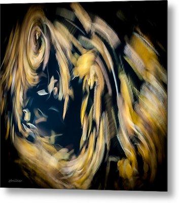 Autumn Storm Metal Print by Steven Milner