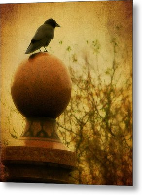 Autumn Wash Metal Print by Gothicrow Images