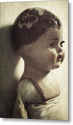 Ava Metal Print by Amy Weiss