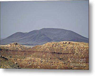 Az Landscape - Near Grand Canyon Metal Print by David Gordon