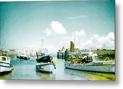 Back In The Olden Days Metal Print by Steve Taylor