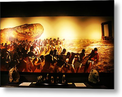 Back In Time... Metal Print by Lucy D