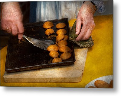 Baker - Food - Have Some Cookies Dear Metal Print by Mike Savad