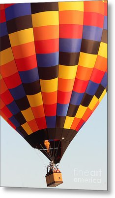 Balloon-color-7277 Metal Print by Gary Gingrich Galleries