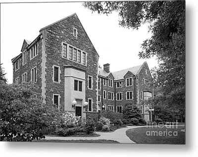 Bard College Warden's Hall Metal Print by University Icons