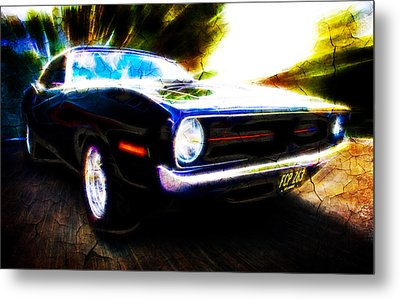 Barracuda Bliss Metal Print by Phil 'motography' Clark