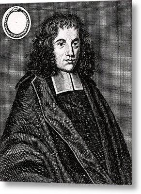 Baruch Spinoza Metal Print by Universal History Archive/uig