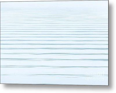 Bay Ripples Metal Print by Susan Cole Kelly Impressions