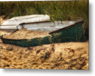 Beached Metal Print by Bill Wakeley