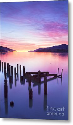 Beautiful Sunset Metal Print by Colin and Linda McKie