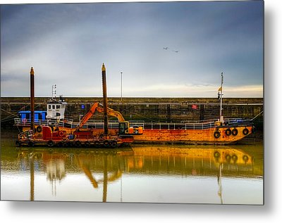 Before Working Day Metal Print by Svetlana Sewell