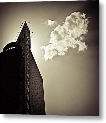Beijing Cloud Metal Print by Dave Bowman
