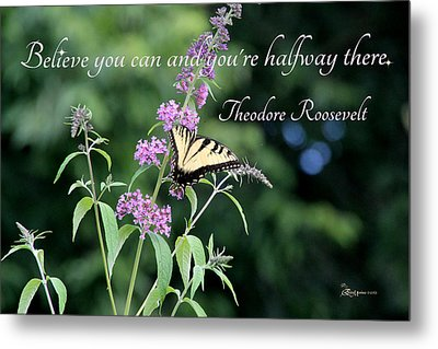 Believe - Featured In Featured Art- Comfortable Art And Beauty Captured Groups Metal Print by EricaMaxine  Price