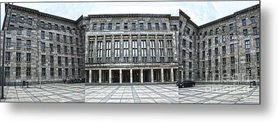 Berlin - Ss Headquarters Metal Print by Gregory Dyer