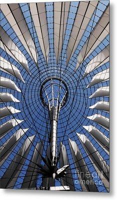 Berlin Wonders Metal Print by John Rizzuto
