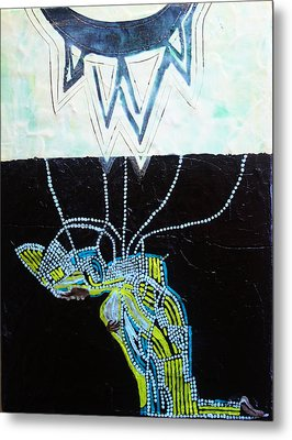 Bethlehem And Mary Metal Print by Gloria Ssali