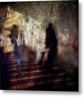 Beyond Two Souls Metal Print by Stelios Kleanthous