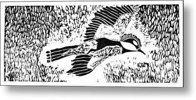 Bird Metal Print by Keiskamma art project