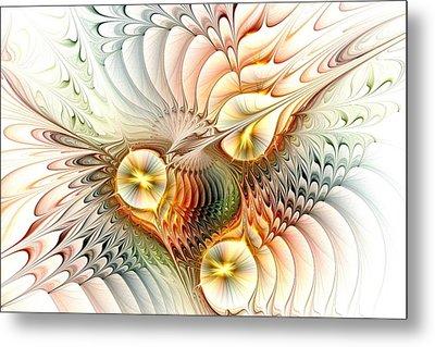Birds Metal Print by Anastasiya Malakhova