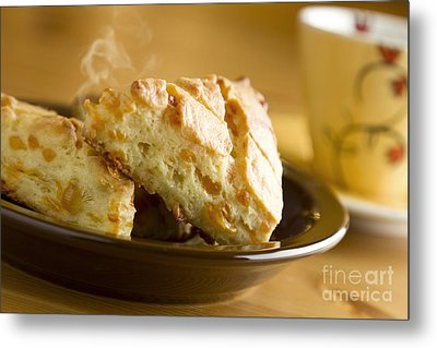 Biscuits Metal Print by Blink Images