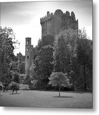Blarney Castle Metal Print by Mike McGlothlen