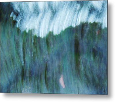 Blue Haze Metal Print by Todd Sherlock