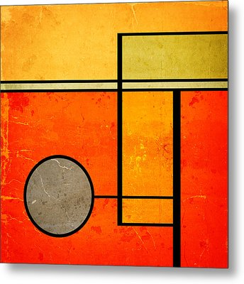 Bold Assumptions Metal Print by Richard Rizzo