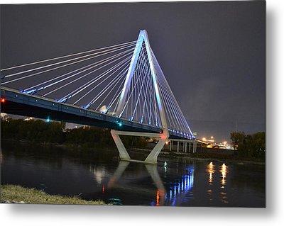 Bond Bridge Metal Print by Shelley Wood
