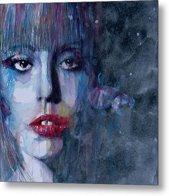 Born This Way Metal Print by Paul Lovering