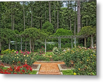 Botanical Gardens - Birmingham Alabama Metal Print by Mountain Dreams