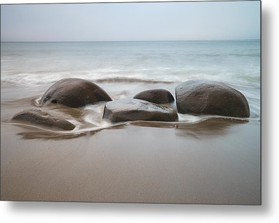 Bowling Ball Beach Metal Print by Francesco Emanuele Carucci