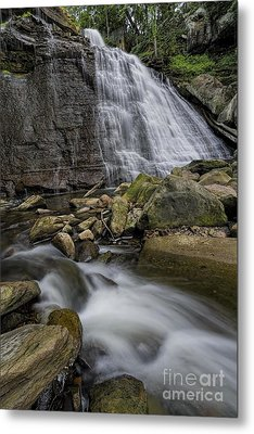 Brandywine Flow Metal Print by James Dean
