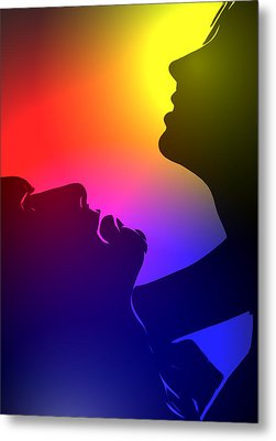 Bring Me Into The Light Metal Print by Steve K